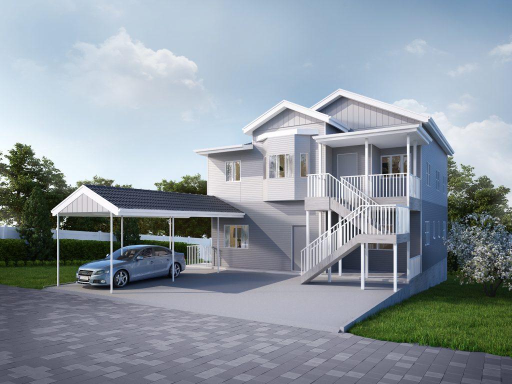 Holland Park - New Home