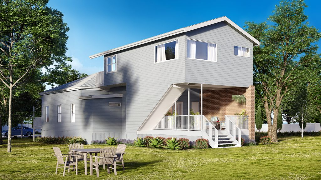 Extension Render - Raise My House