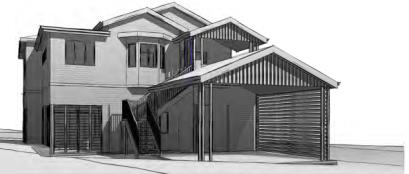 Designer Planning Elevations