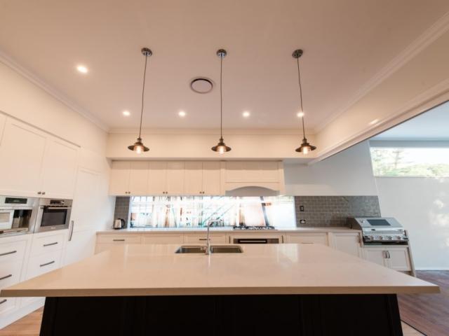 Kitchen Renovation - Designer Planning