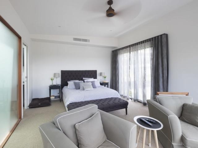 modern bedroom design brisbane ACM Constructions