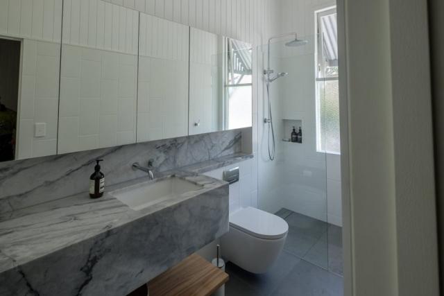 new bathroom design brisbane ACM Constructions