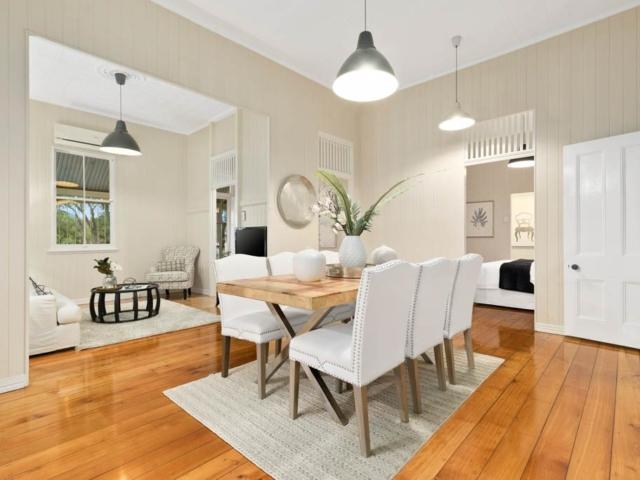 Queenslander by Bartlett Builders