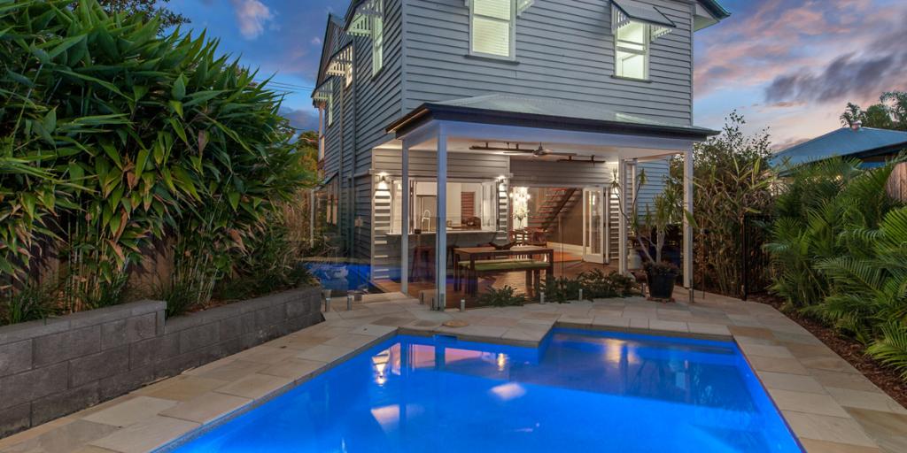 pool designs for backyard brisbane