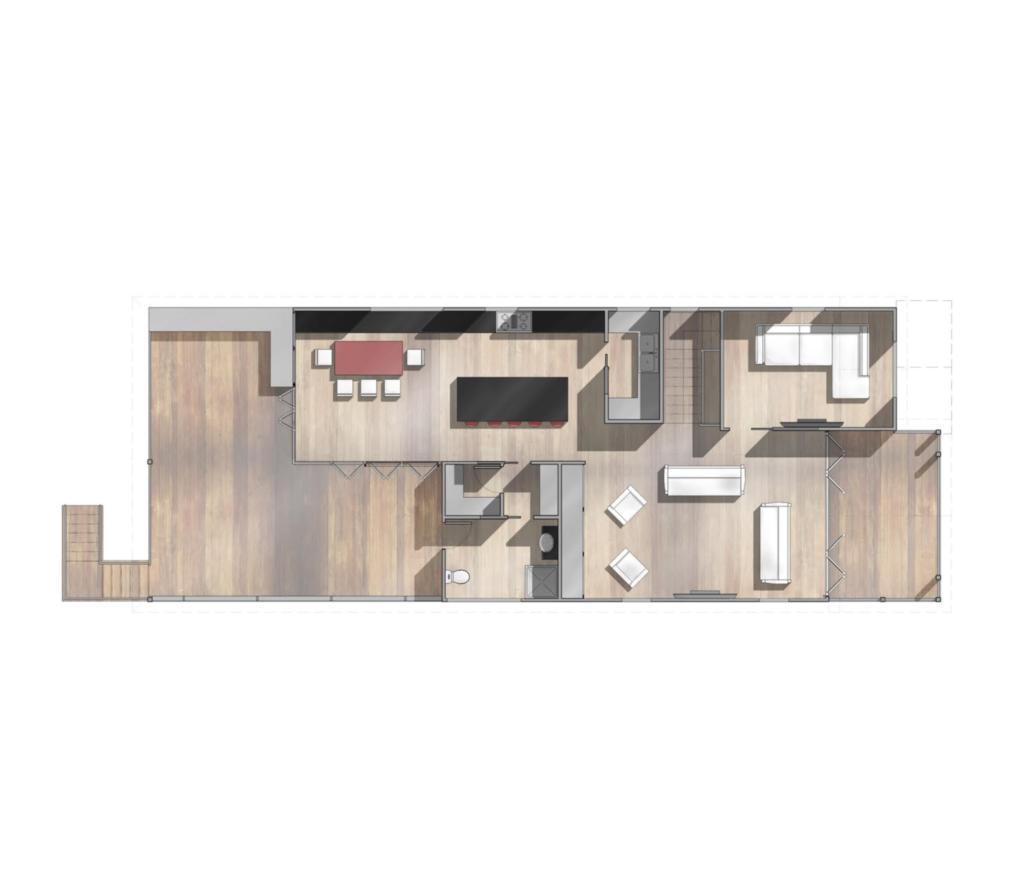 7 Rawson Wooloowin Floor Plan